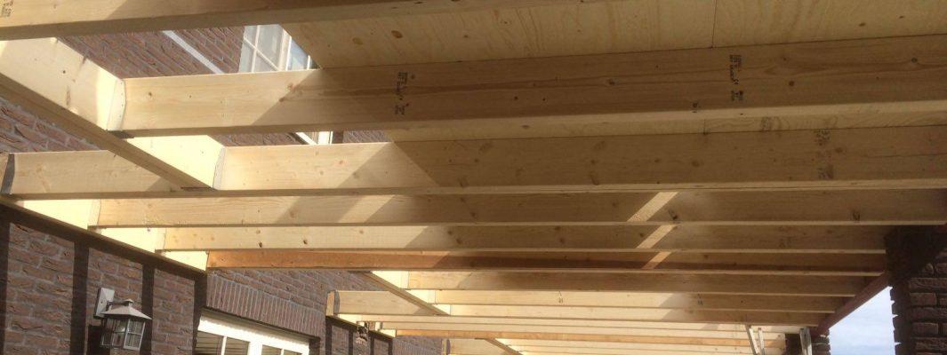 Carport bouwen – Slabbers Bouwbeheer BV